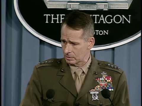 OASD: DOD PRESS BRIEFING WITH GENERAL PACE AT THE PENTAGON,
