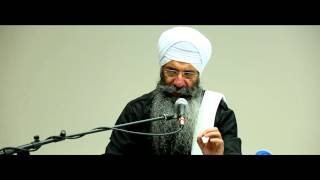 Guru Nanak Gurdwara, Stratford Rd, Birmingham - Bhai Ajit Singh Ji 20/07/2013 - 8am - 10am