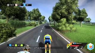 Le Tour De France 2014 Gameplay Trailer  (PC, PlayStation 3, Xbox 360, Playstation 4)