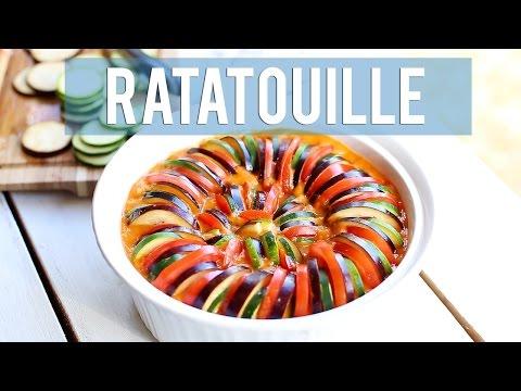 How to Make Ratatouille | DISNEY INSPIRED RECIPE