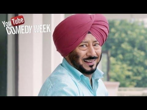 Best of Punjabi Comedy feat. Jaswinder Bhalla, Ghuggi, Arya Babbar | Jatts in Golmaal | Sagahits