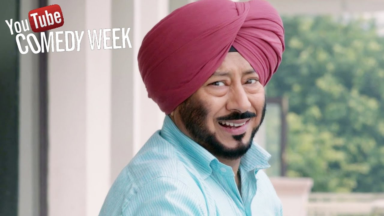 Download Best of Punjabi Comedy feat. Jaswinder Bhalla, Ghuggi, Arya Babbar | Jatts in Golmaal | Sagahits