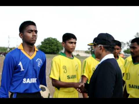 Sainik School, Bijapur-Foot Ball-Bijapur vs Amaravathinagar-intro.avi