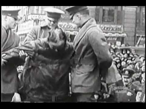 Harry Houdini - Straight Jacket Escape - YouTube