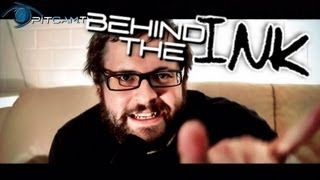 THE BLACK DAHLIA MURDER - Behind The INK with Trevor Strnad // PitCam.TV