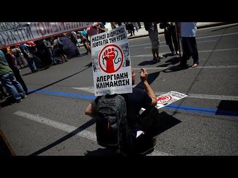 euronews (en français): La crise grecque « s'achève »