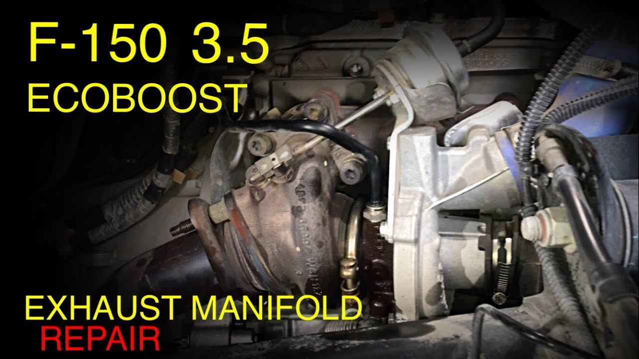 f 150 ecoboost 3 5 exhaust mainfold stud replacement tips and tricks