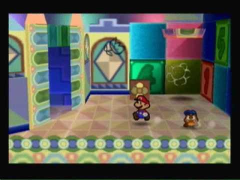 paper mario 64 shy guy toy box 2