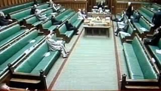 House of Commons - Sir Alan Haselhurst 2003 6