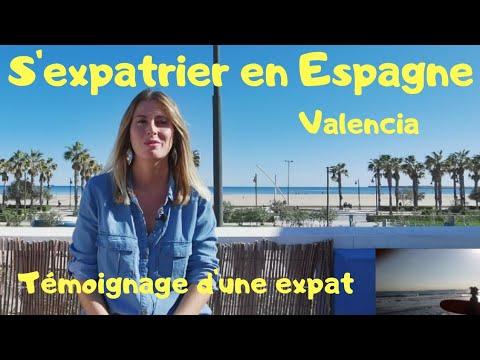S'expatrier en Espagne, valencia, témoignage d'une expatriée,