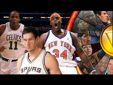 THE SLOWEST NBA PLAYERS! WHEEL OF SLOW NBA2K!