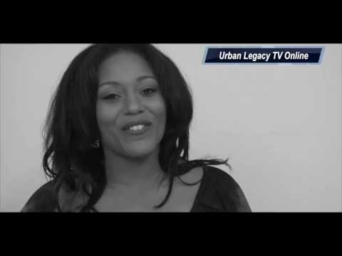 Urban Legacy TV Online  Jennifer Holmes Divine Minded Queen Photoshoot