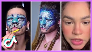 Amazing Creative Makeup Looks Compilation   Ideas for Halloween Parties
