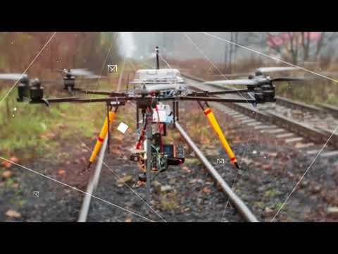 Drones In Northern Railways
