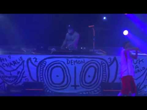 Download Die Antwoord - Ugly Boy live