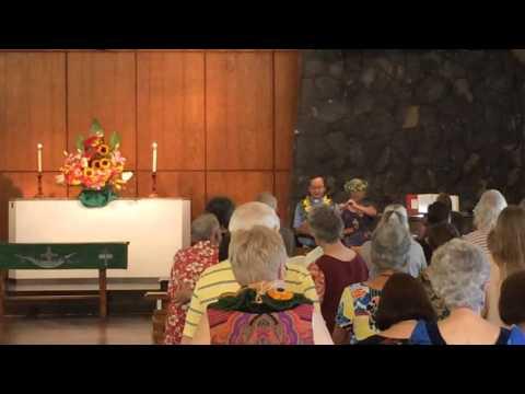 Hilo United Methodist Church Organ Dedication Concert: Allen Organ