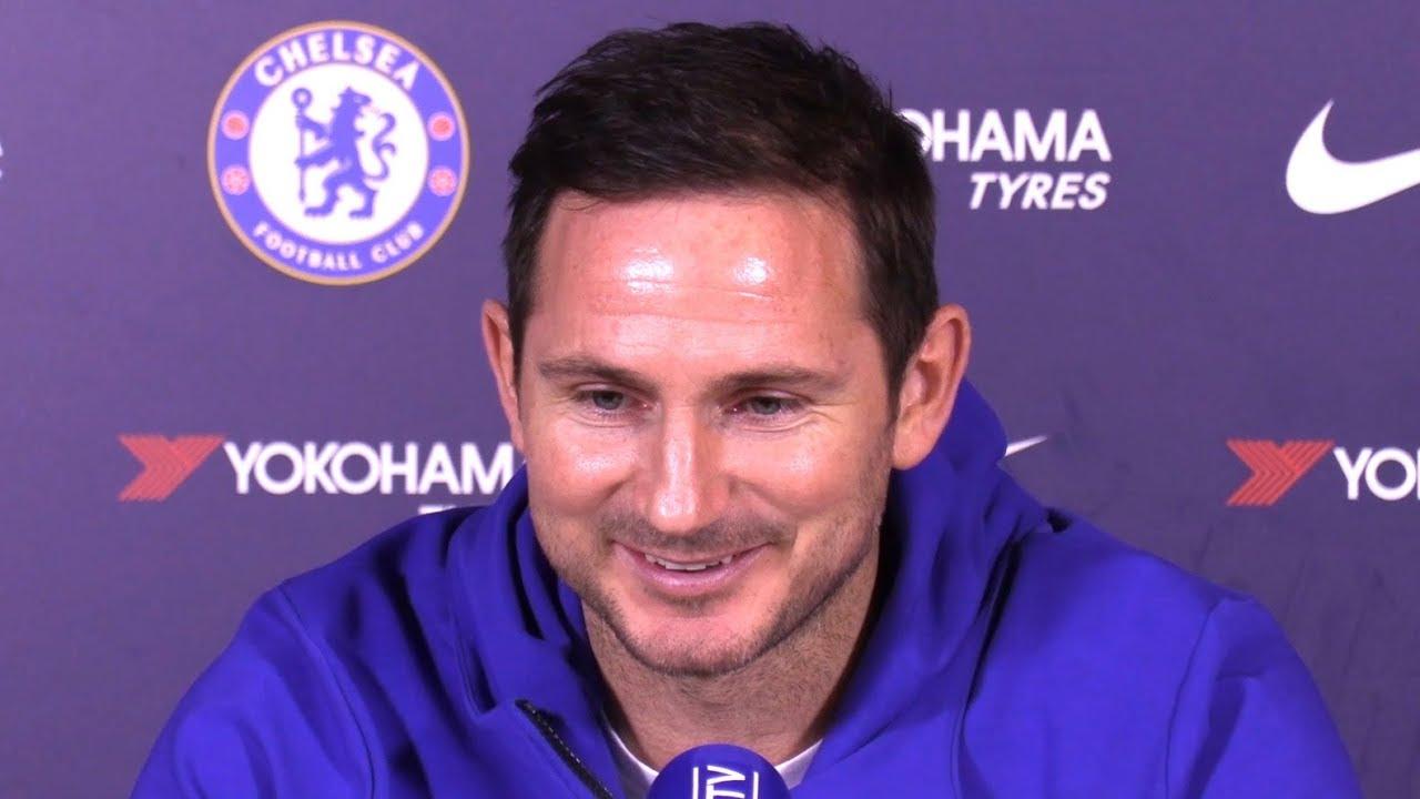 Download Frank Lampard FULL Pre-Match Press Conference - Newcastle v Chelsea - Premier League - SUBTITLES