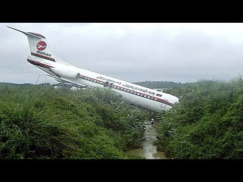 Thumbnail: The Most Horrible Plane Crash Accidents -Airplane Crash Compilation
