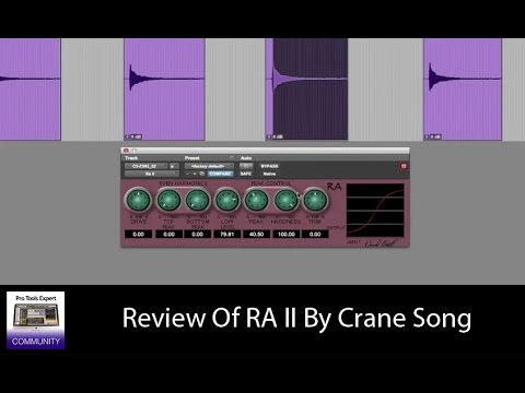Review Of RA II By Crane Song