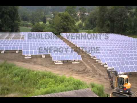 Green Mountain Power - Berlin Vermont Solar Project