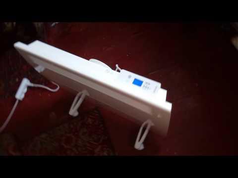 Как выбрать конвектор для дачи? Электрический конвектор Atlantic - опыт использования