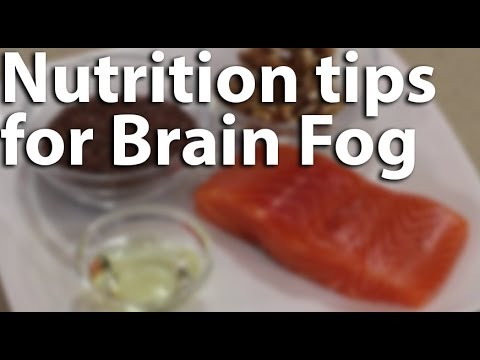 Nutrition Tips for Brain Fog: Brain Boosting Foods to Help Fight Cancer-Related Brain Fog