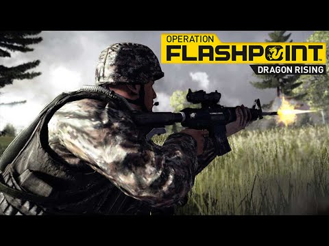 Operation Flashpoint Dragon Rising: Part 1 - ARMA's Cousin