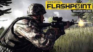 Operation Flashpoint Dragon Rising: Part 1 - ARMA