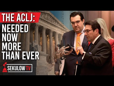 The ACLJ: Needed Now More than Ever - Sekulow TV Ep. 584