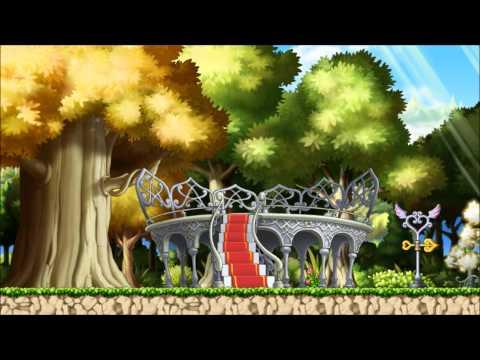 [MapleStory BGM] Ereve: Queen's Garden