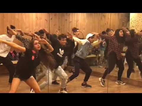 Download SNEARSH DANCE WORLD   students   dance rehearsal   SDW
