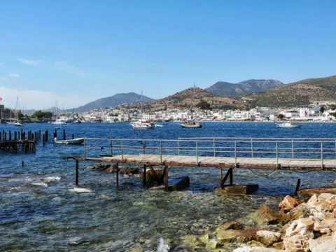 Bodrum; Buses, Boats & Beaches