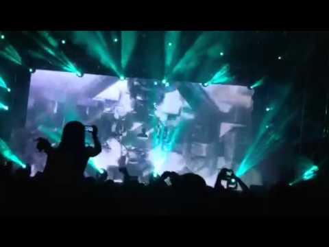 Zedd-clarity Neon desert music festival 2014(El Paso)