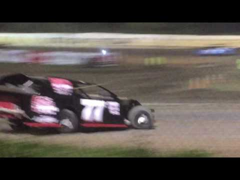 Kyle Goforth 77s A feature Creek County Speedway