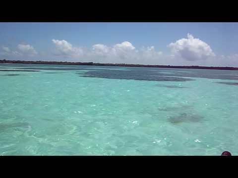 Tobago caribbean island Pigeon Point