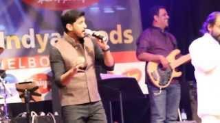 Dr KJ Yesudas Live  Concert at Melbourne 2014 BY Rajaneesh Ayswaria
