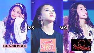 Red Velvet vs Twice vs Blackpink Rapper Ranking 2019 (WITH REASONING)