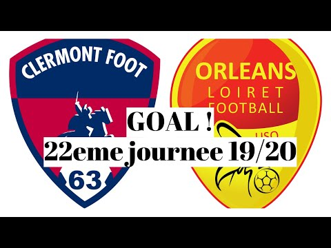 Clermont Orleans Goals And Highlights