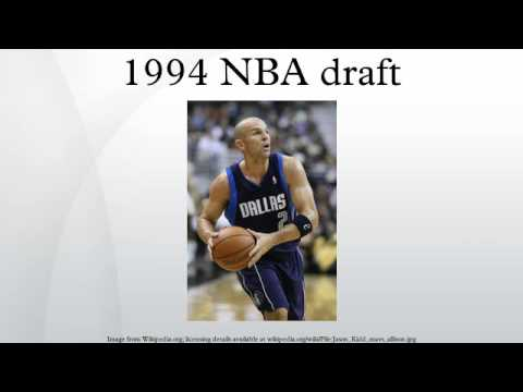 1994 NBA draft