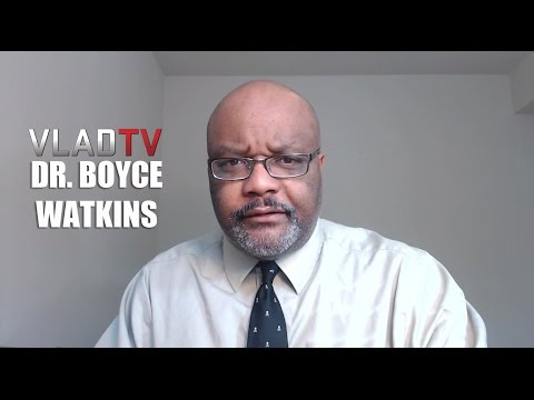 Dr. Boyce Watkins: Confederate Flag is the Swastika for Blacks
