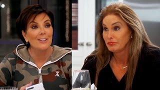 Caitlyn Jenner SHUTS Kris Down Over Gender Confirmation Surgery Questions