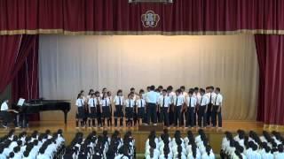 【須磨学園文化祭2015合唱コンクール本選】S2-1