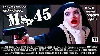 Ms.45 (1981) Trailer - Color / 1:43 mins