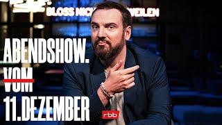 ABENDSHOW. Live vom 11.12.2020