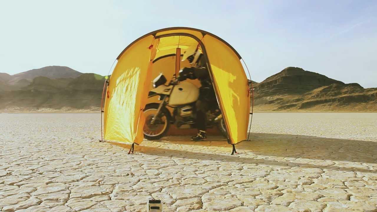 & Redverz Gear - The Worldu0027s Fastest Tent - YouTube