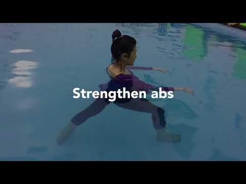Aqua yoga with 1aquayogaschool