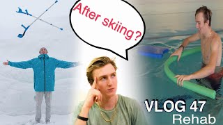WHAT AM I DOING AFTER MY SKIING CAREER?!? | VLOG 47