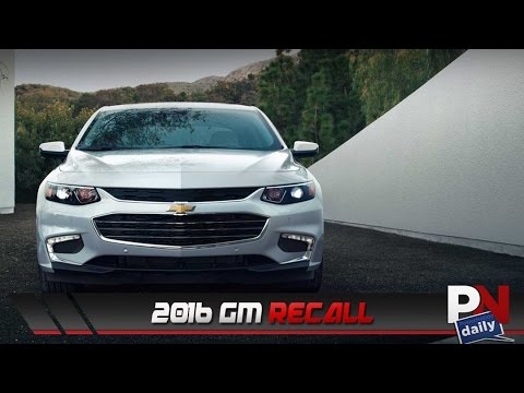 What GM Cars Are Part Of The Recall And Why?