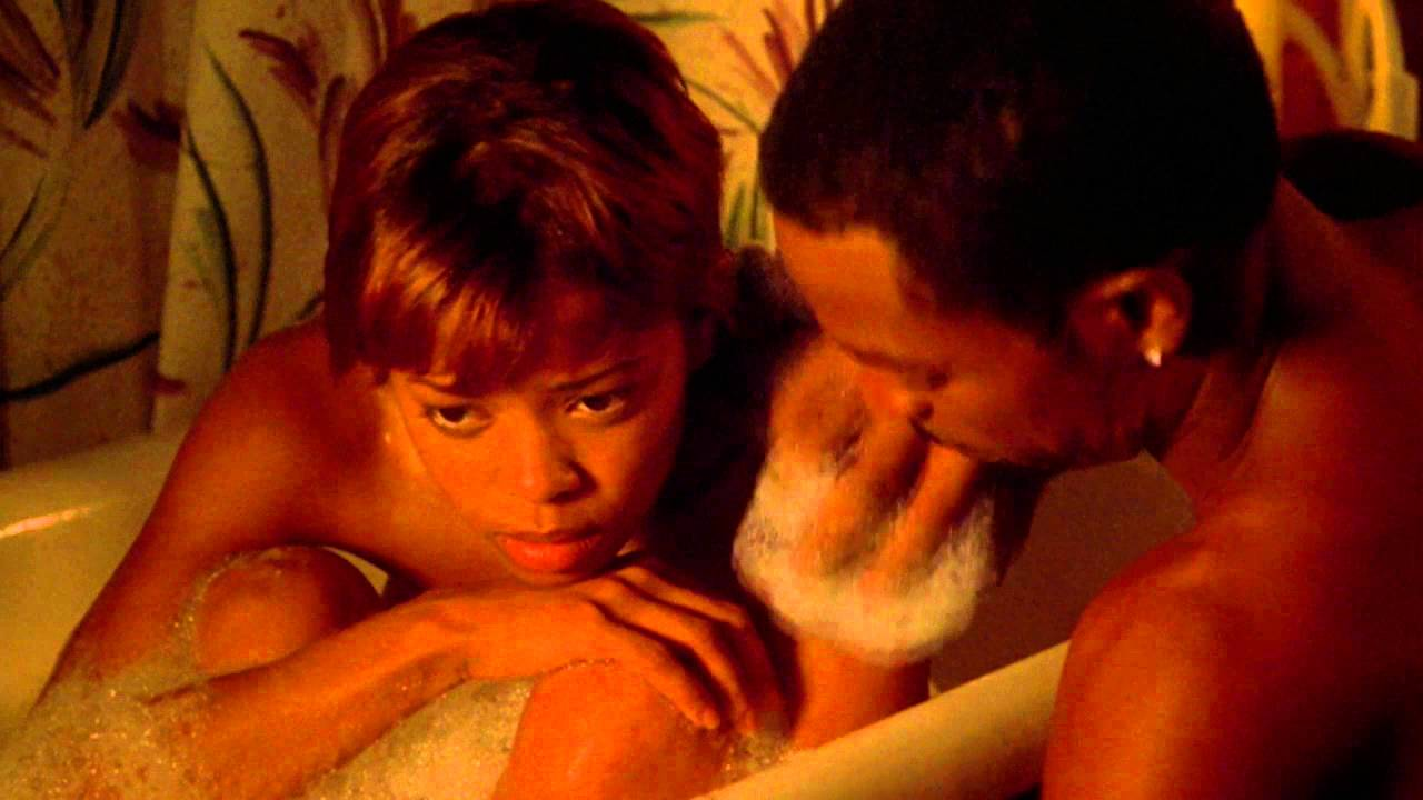 malinda williams love scene