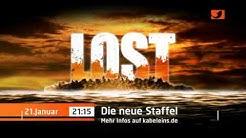 Lost Season 5 Trailer (German) (Kabel 1)